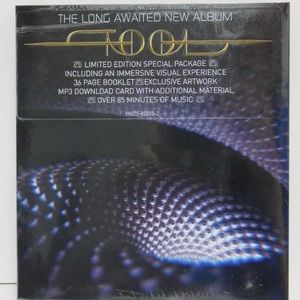 🖤 NEW RARE Tool Fear Inoculum CD Limited Edition